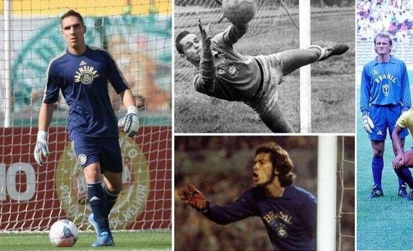 Ispirazione maglia portiere Palmeiras-Brasile