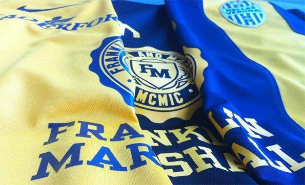 Sponsor maglie Verona Franklin & Marshall