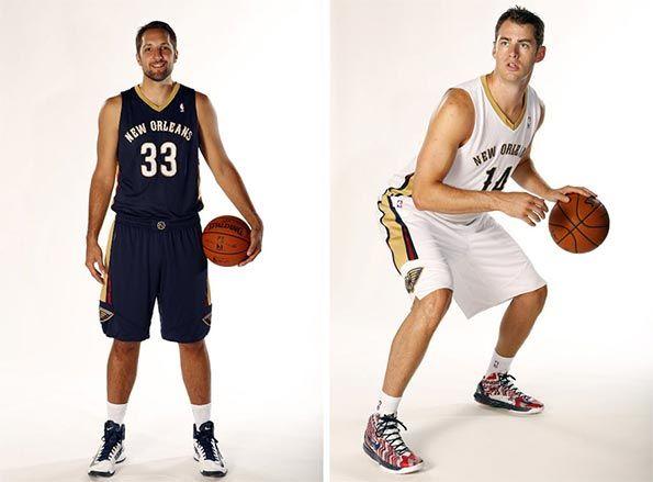 New Orleans Pelicans divise