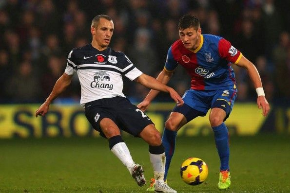Crystal Palace-Everton 2013