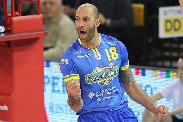 Pallavolo Modena kit camo 2012-13