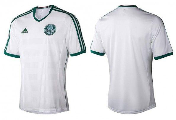 Seconda maglia Palmeiras 2013
