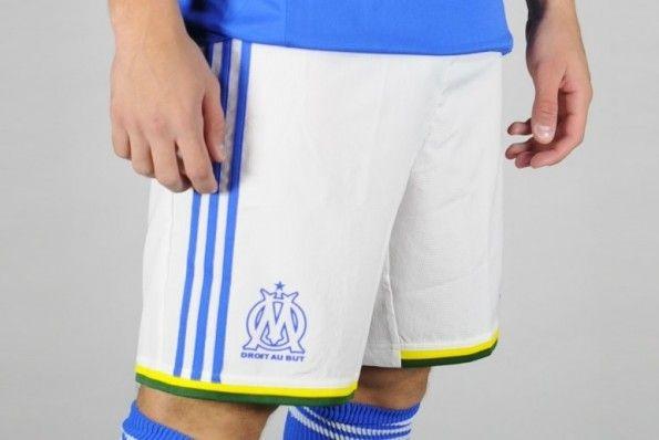 Pantaloncini quarta maglia Marsiglia 2013-2014