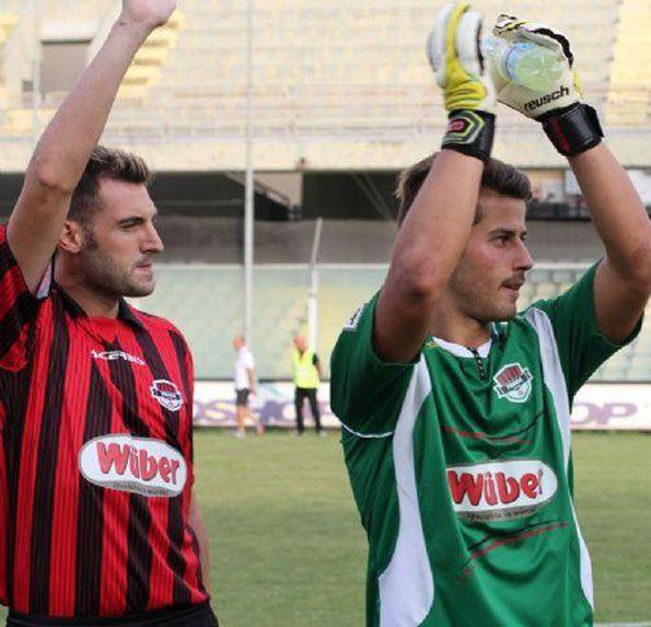 Maglia portiere Foggia 2013-14