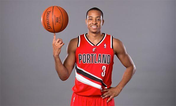 Alternate jersey Portland 2013-14