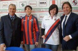 Presentazione maglie L'Aquila 2013-2014