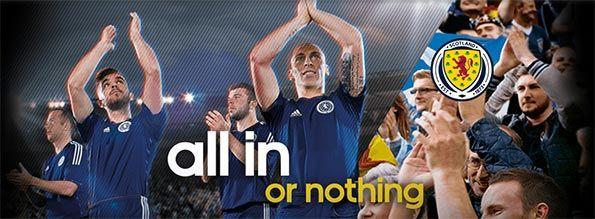 Promo kit Scozia adidas 2014
