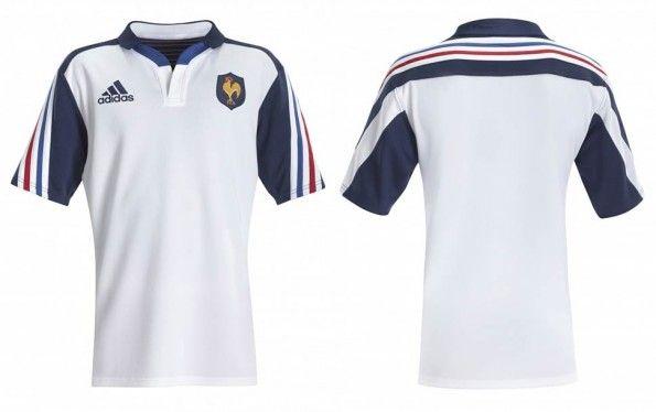 Seconda maglia Francia rugby 2014