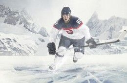 Nazionale Slovacchia hockey ghiaccio Sochi 2014