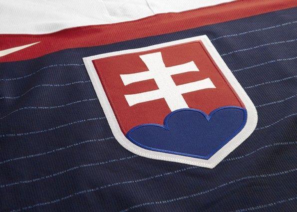 Slovacchia hockey ghiaccio Sochi 2014 stemma