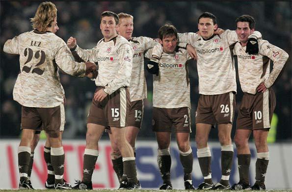St Pauli 2005-2006 camouflage