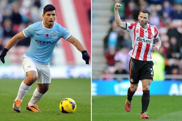 Sunderland-Manchester City 2013 poppy day