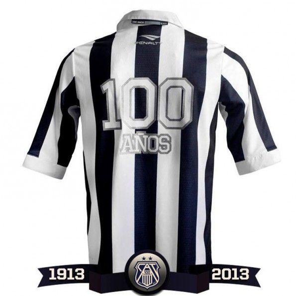 Talleres camiseta centenario retro