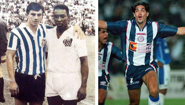 Talleres Pelé Conmebol 1999