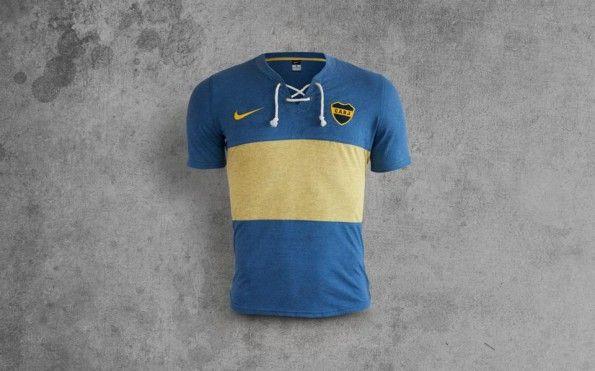 Boca Juniors maglia celebrativa 100 anni