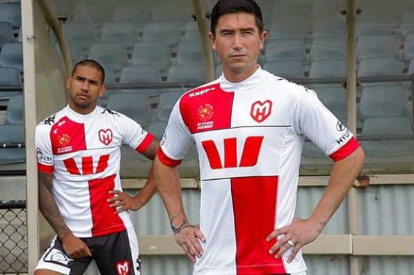 Melbourne Heart Third Kit 2013-2014