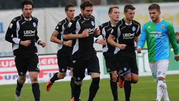 Terza maglia AlbinoLeffe 2013-2014