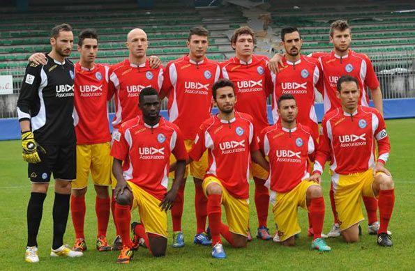 Seconda maglia AlbinoLeffe 2013-2014