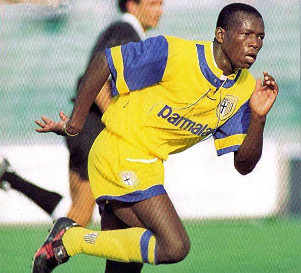 Parma 1993-1995 Faustino Asprilla