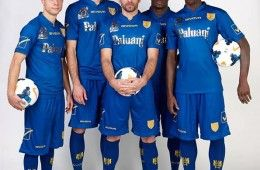 Christmas kit ChievoVerona 2013