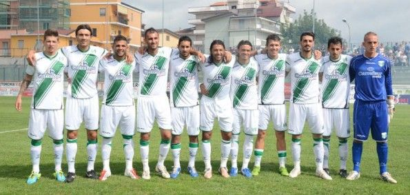 Kit away Vigor Lamezia 2013-14