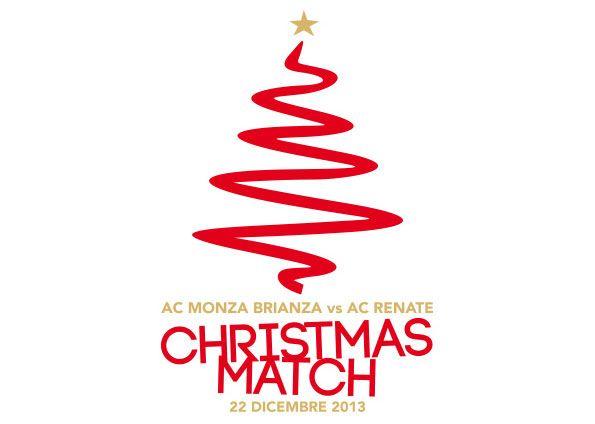 Logo Natale maglia Monza 2013