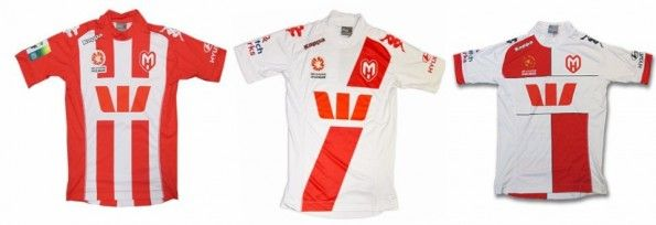 Melbourne Hearts maglie 2013-2014