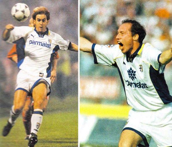Parma 1997-1998 Mussi Sensini