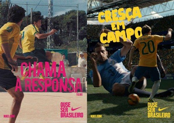 Nike Brasile Campagna 2013-2014 Paulinho