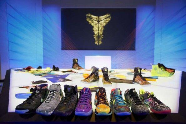 Collezione Nike Kobe Prelude pack