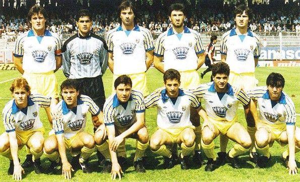 Parma 1986-1987