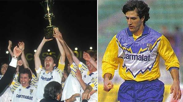 Parma 1991-1992
