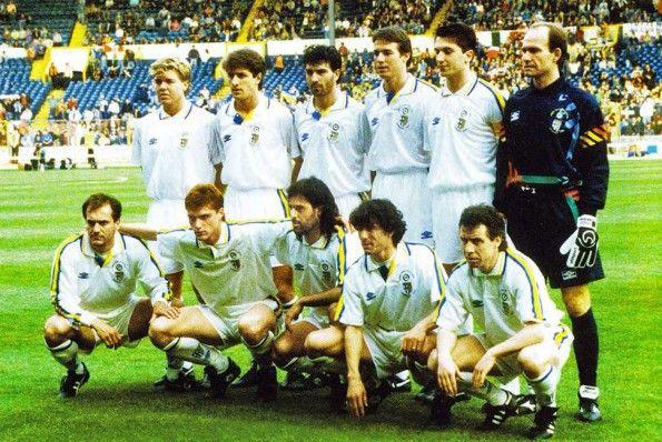 Parma 1992-1993 Coppa delle Coppe