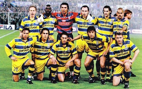 Parma 1998-1999 Coppa Italia