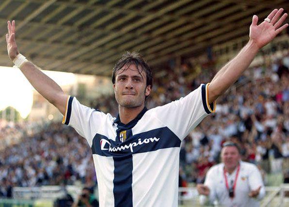 Parma 2004-2005 Gilardino