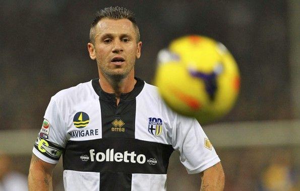 Parma 2013-2014 Cassano