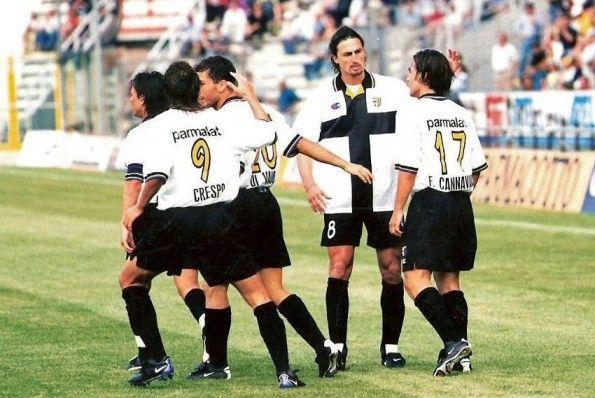 Parma-Lecce 14 maggio 2000