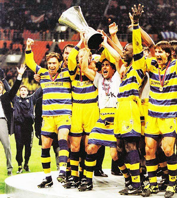 Parma Coppa UEFA 1998-1999
