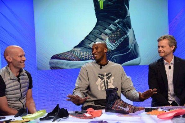Presentazione scarpe Nike Kobe 9 Elite