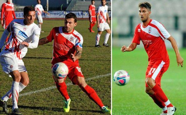 Seconda maglia Pro Vercelli 2013-14