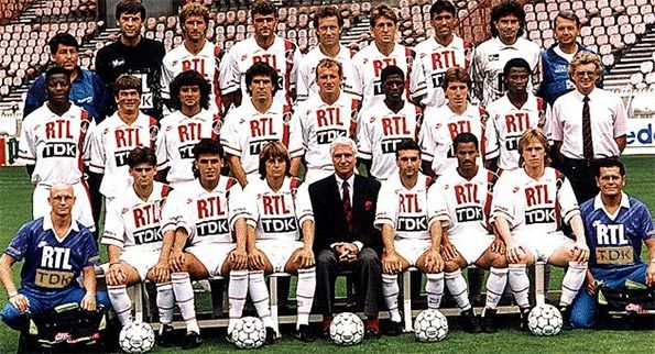 Paris Saint-Germain 1989-90