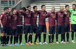 Salernitana formazione 2013-2014