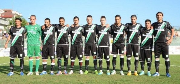 Third kit Vigor Lamezia 2013-14 Royal
