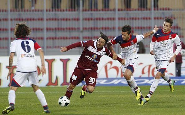 Trapani-Crotone Serie B