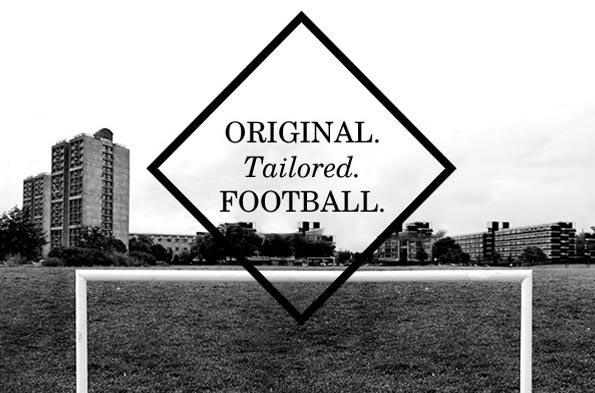 Umbro original tailored football