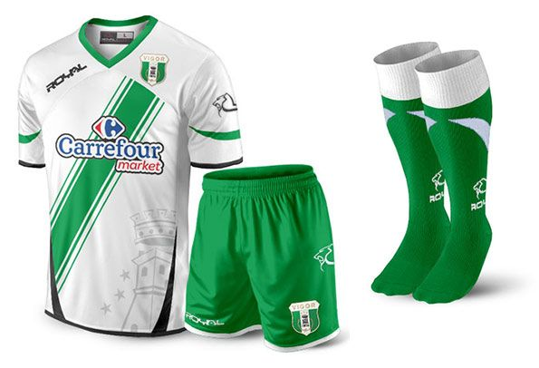 Seconda maglia Vigor Lamezia 2013-14