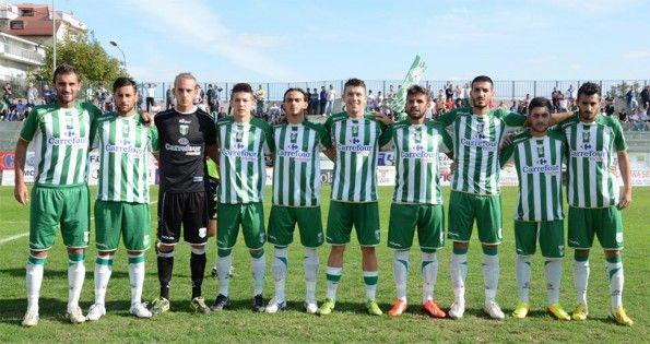 Formazione Vigor Lamezia 2013-14