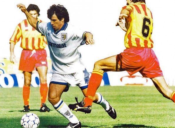 Parma 1993-1994 Gianfranco Zola