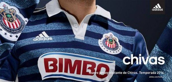 Chivas adidas away-2014