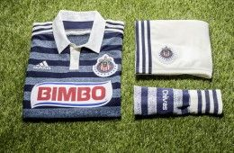 Chivas away kit 2014